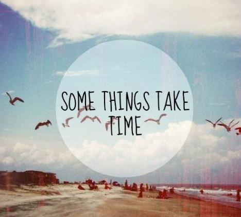thingstaketime